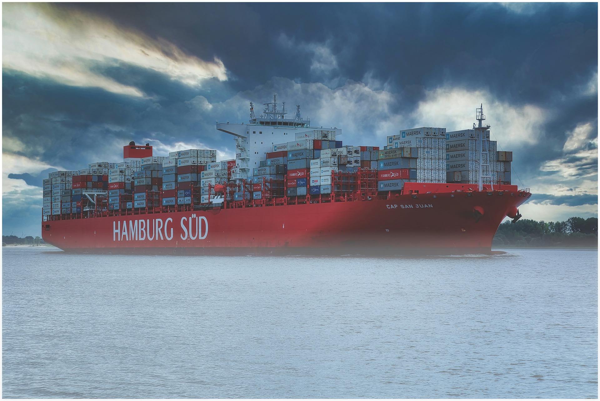 В портах Миколаєва, Херсона та «Ольвія» через туман обмежена лоцманська проводка
