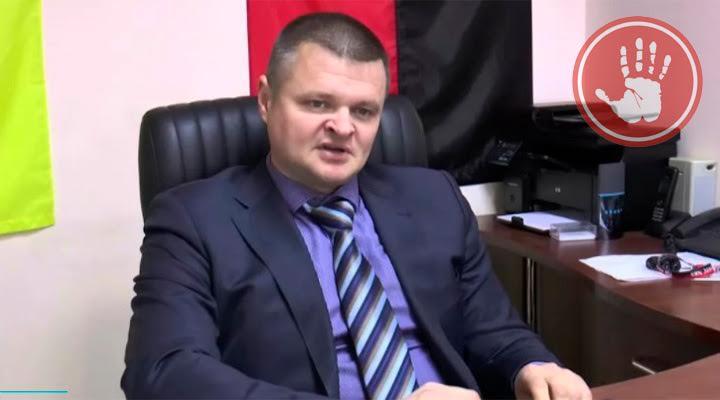 Когнітивний дисонанс глави НАЗК Олександра Новикова