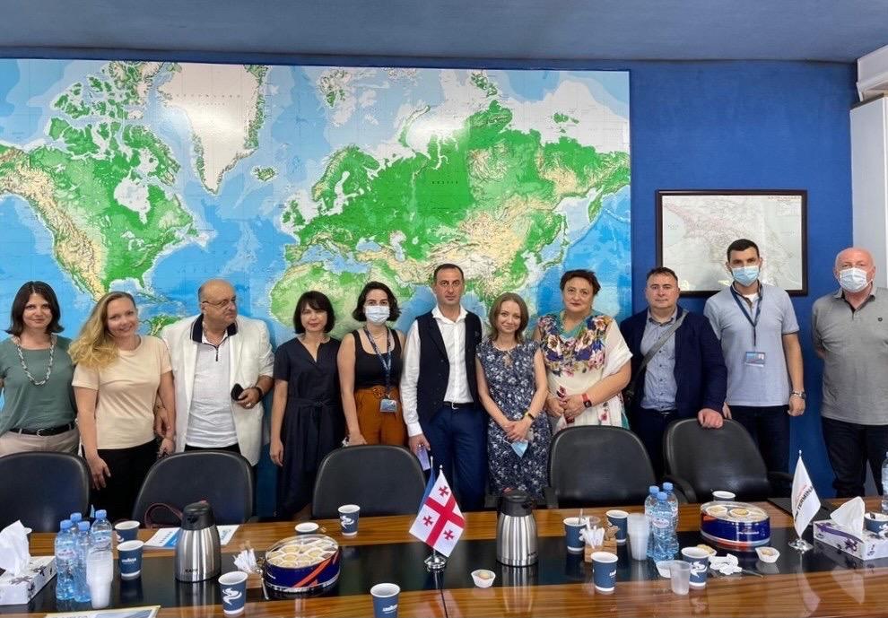 Представники України завершили торговельну місію до Грузії