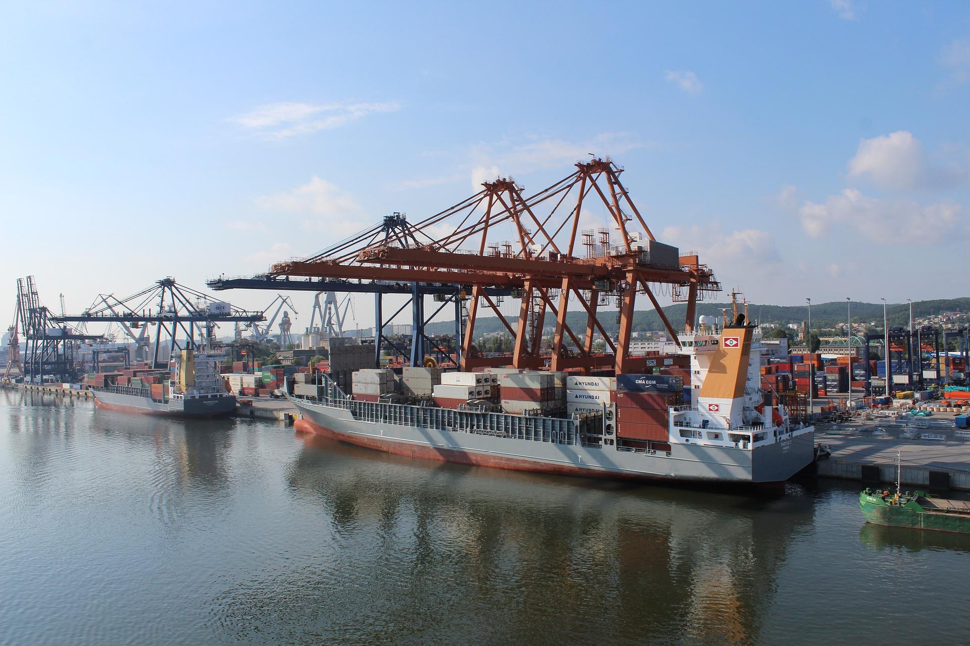 Уряд затвердив кордони морпортів Скадовськ та Усть-Дунайськ