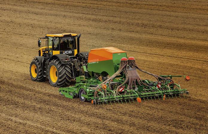 Українські аграрії засіяли озимими майже 8 млн га