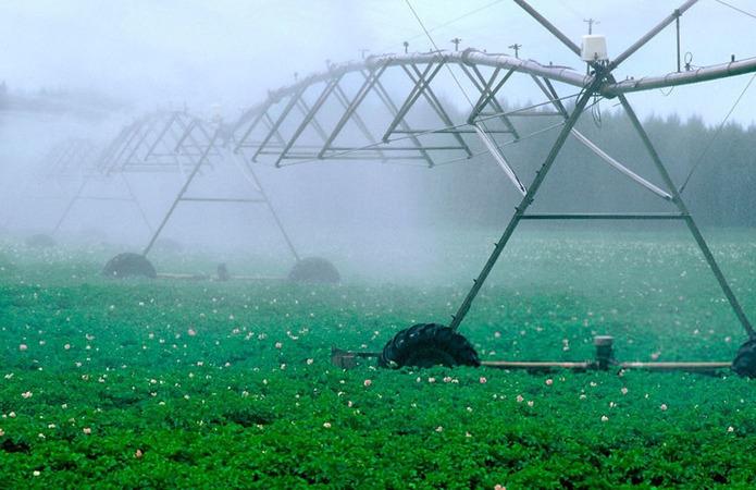 Думка: У питанні встановлення системи зрошення проблемою є земля
