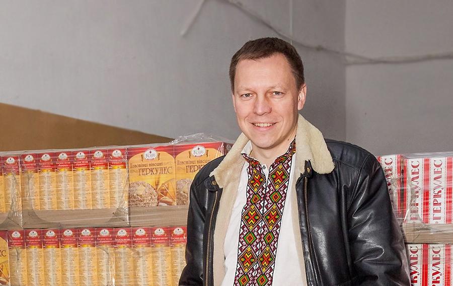 Микола Сафонов: В Україні є попит на органічну продукцію, але майже вся сировина йде на експорт