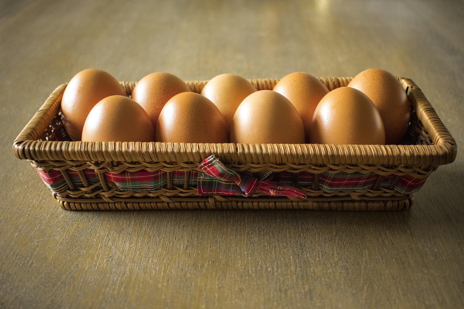 Вперше Україна імпортувала яйця з Білорусі