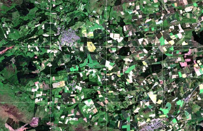 Для аграріїв запустять супутник із мультиспектральними камерами