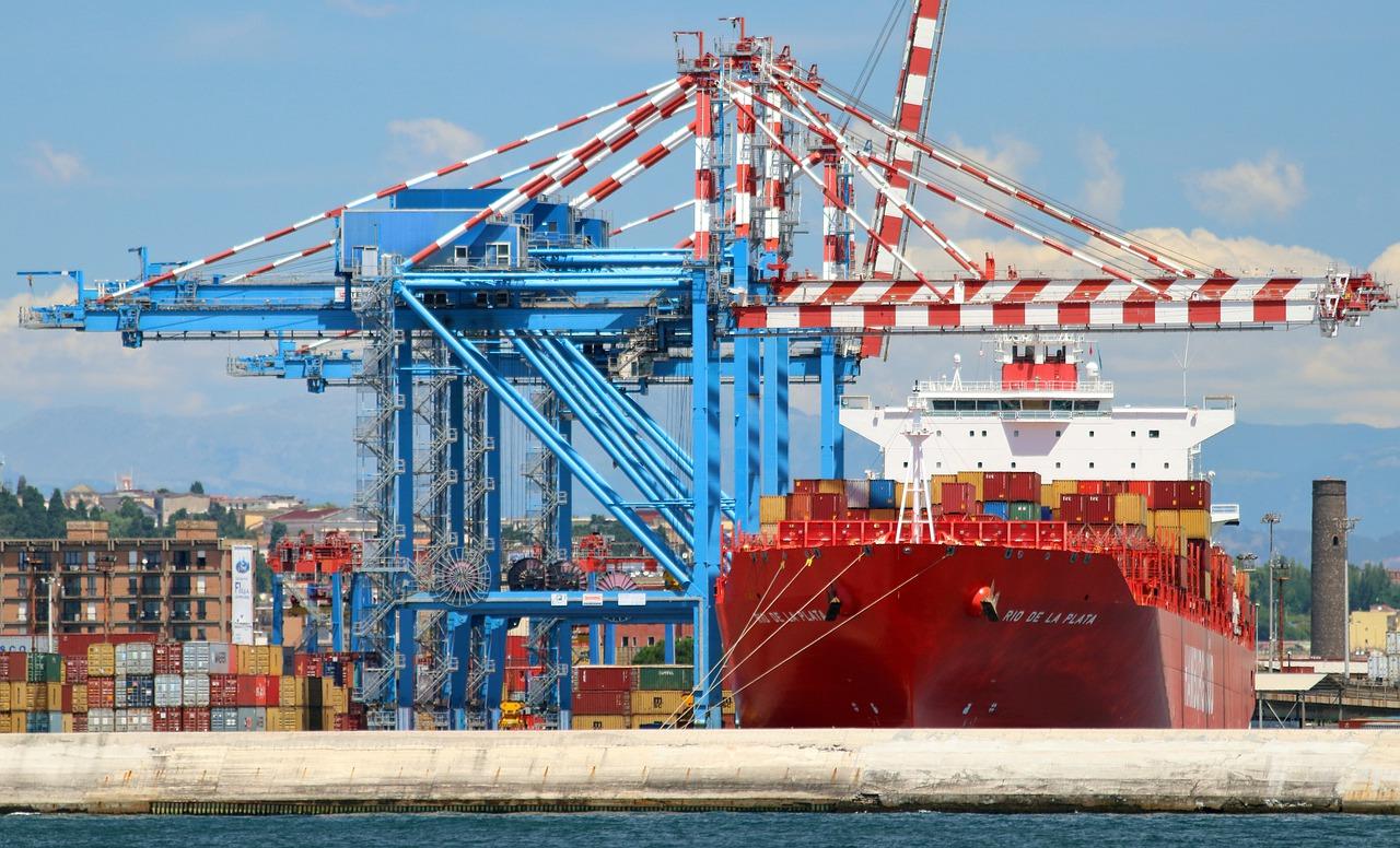 З початку року порт «Ольвія» перевалив 1,5 млн тонн зернових
