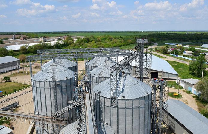 Експерт: В Україні буде введено близько 2 млн т потужностей для зберігання зерна